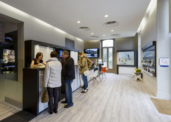Accueil Office de Tourisme (Sergio Padura)