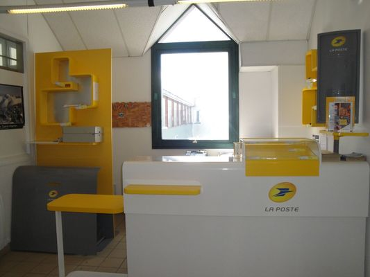 Agence Postale Pierre Saint-Martin