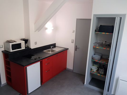 Appartement 2- Cuisine