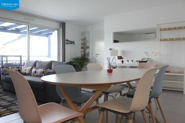 Appartement-Balea-Bidart-cuisine-americaine