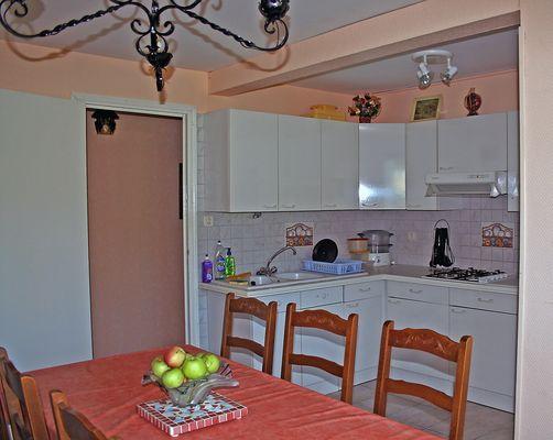 Appartement Hustaix - Cuisine III (OT)
