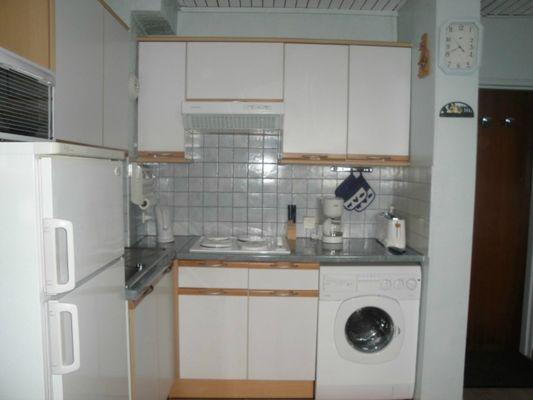Appartement Talbot - Cuisine 1