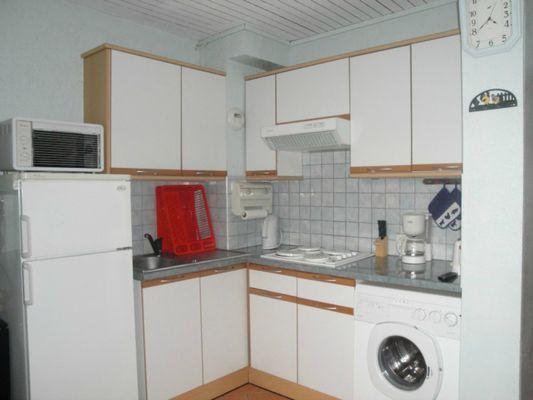 Appartement Talbot - Cuisine