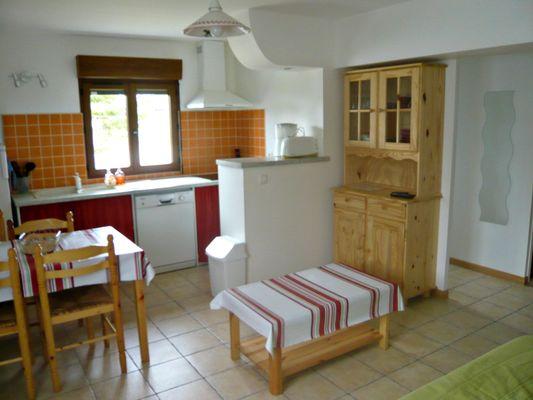 Appartement dans chalet Touraud