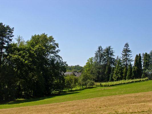 Arboretum de Payssas - Vue (Bourdet Joseph)