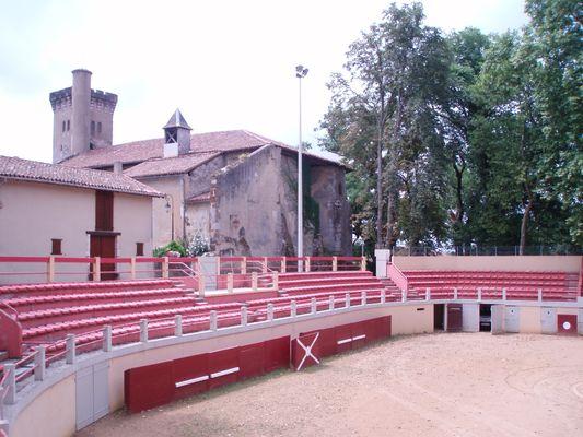 Arènes de Montaut