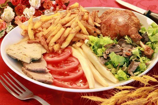 Assiette du Vieux Chêne CASTELNAU