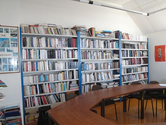 Bibliothèque Pierre Saint-Martin