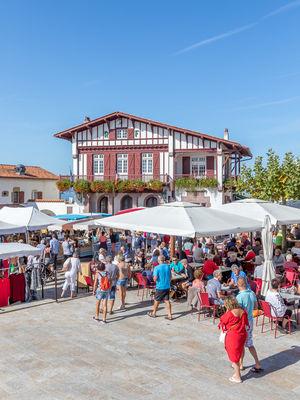 Bidart-Marche-Pays-Basque