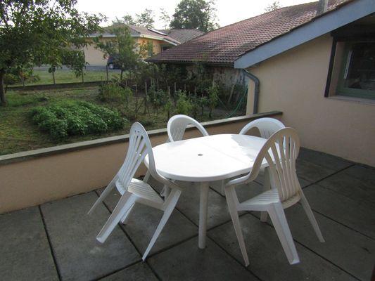 Bost - terrasse