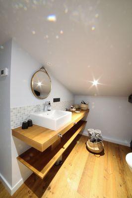 CASTETS_Bel Air Maison d'Hôtes des Landes_Chambre Abbesse_Salle de bain (2)