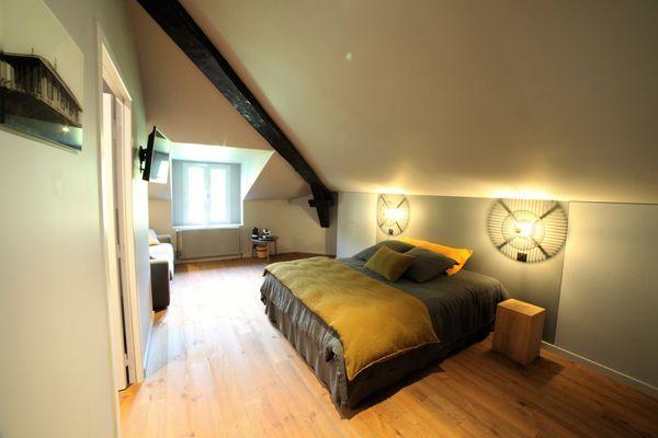 CASTETS_Bel Air Maison d'Hôtes des Landes_Chambre Huchet (1)