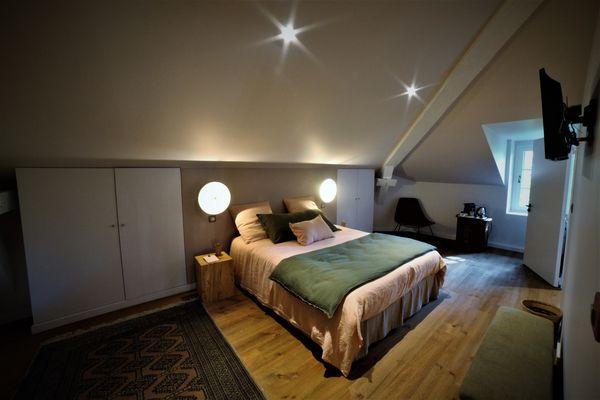 CASTETS_Bel Air Maison d'Hôtes des Landes_Chambre Le Barrat (1)