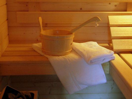 Camping Barétous - Sauna