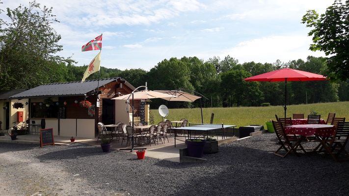 Camping-Pyrenees-passion-Bar-snack (BRUNET Stephane)