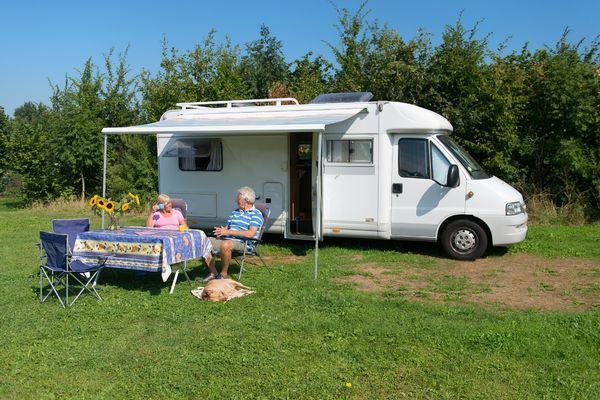 Camping-car - Ivonne Wierink