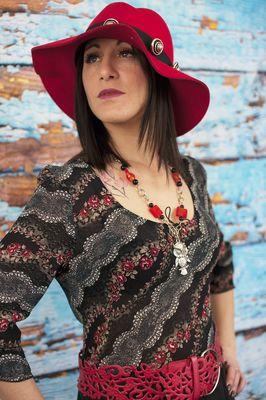 Cécile Lamour - Artisan d'art -  Chapeau (3)