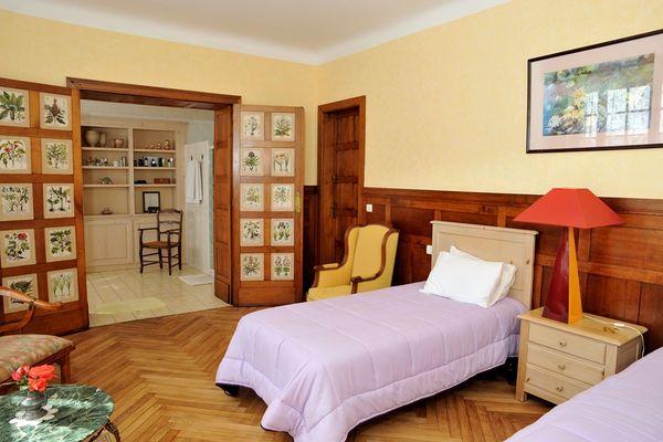 Chambre 1 Maison Coulet