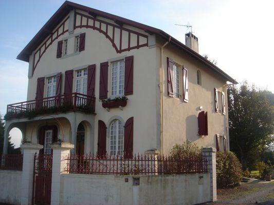 Chambres d'hôtes Souroste - Osserain (1)