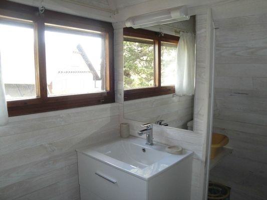 Chalet Arroka - Salle d'eau
