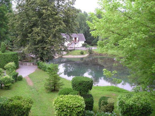 Chalet Cascade - Parc (Office de Tourisme du Haut Béarn)