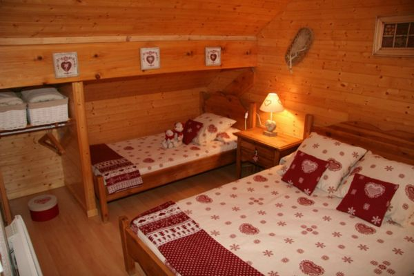 Chalet Moutain Lodge - Chambre 2