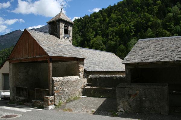 Chapelle Gabas