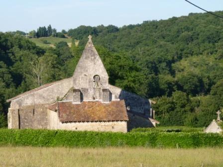 Chapelle de Sensacq
