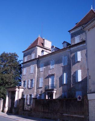 Hôtel du Général Lamarque