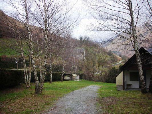 Camping municipal d'Osse en Aspe