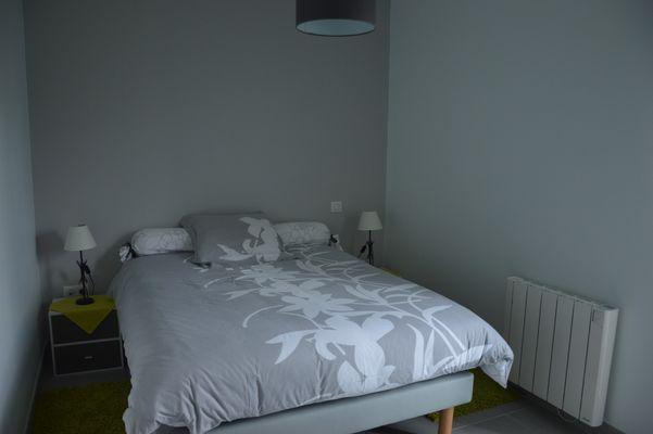 Appartement Vert Anis