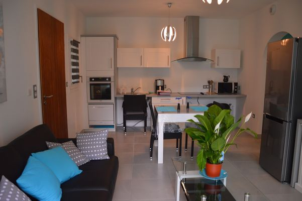 Appartement Bleu Lagon