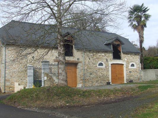 Domaine Naba - Chai IV (Mathieu Lacanette-Naba)