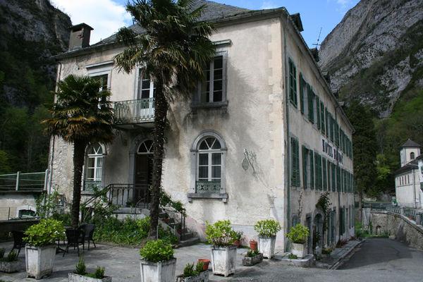 Eaux-Chaudes Hôtel Baudot