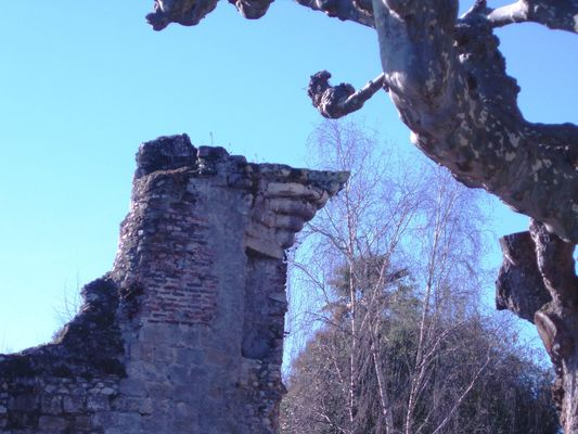Fortifications St-Sever