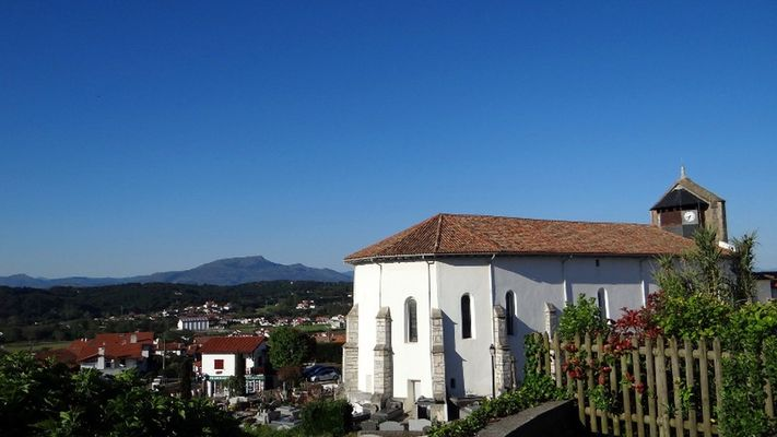 Eglise - Bidart (2)