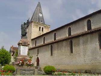 Eglise Amou