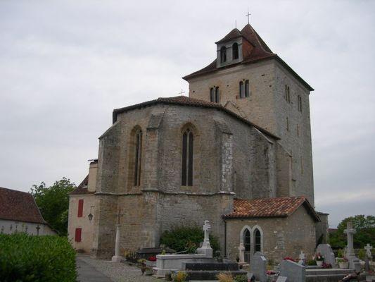 Eglise St Gladie