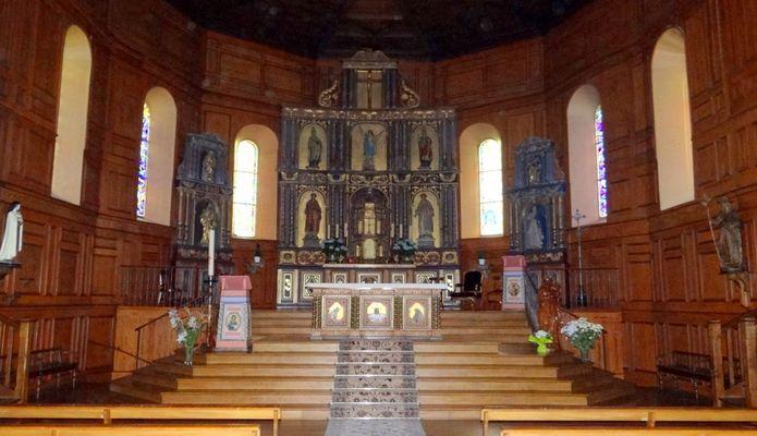 Eglise de Bidart