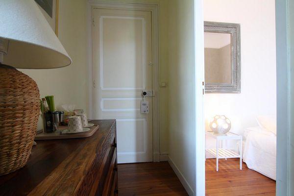 Villa Hortebise Chambre Beltza