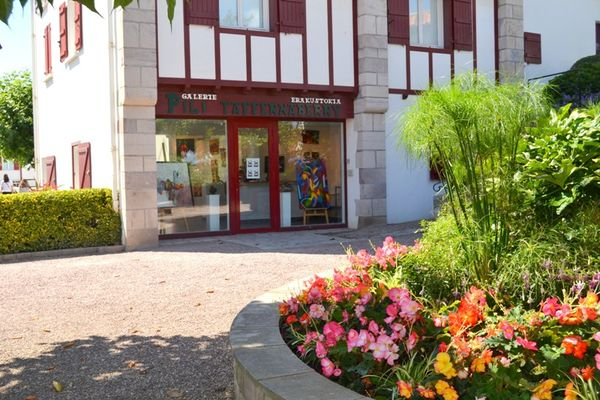 Galerie Expo Pili Taffernaberry Bidart