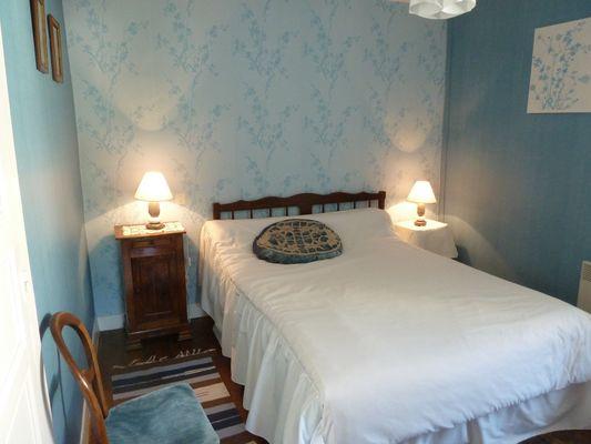 Gite Aberou - chambre 1 (Maryse Sabalot)