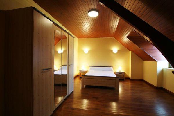 Gîte Bourdet - Chambre lit double