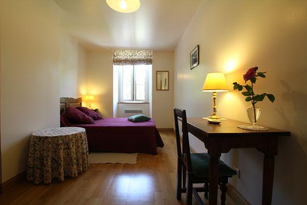 Gîte Domaine Pédelaborde - Chambre2 (Odile Civit)