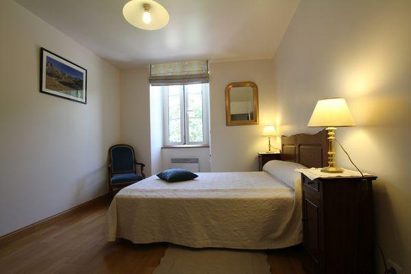 Gîte Domaine Pédelaborde - Chambre3 (Odile Civit)