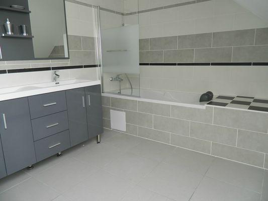Gîte Haristouy - Salle de bain