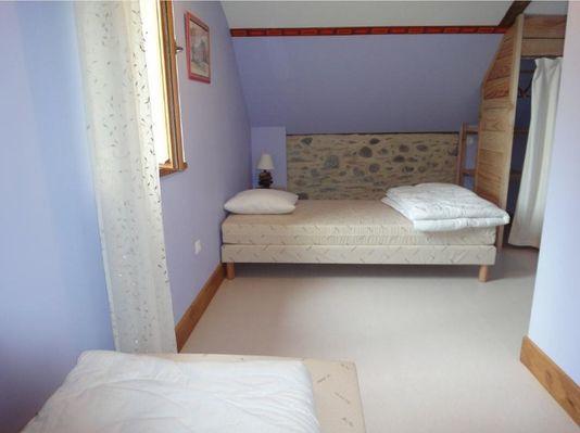 Gîte Louit - Chambre 4
