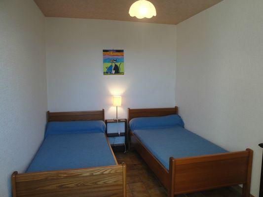 Gîte Lafon - Chambre 2 lits