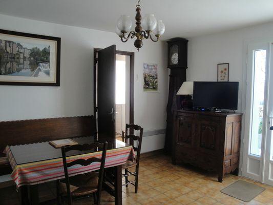 Gîte Lafon - Pièce principale