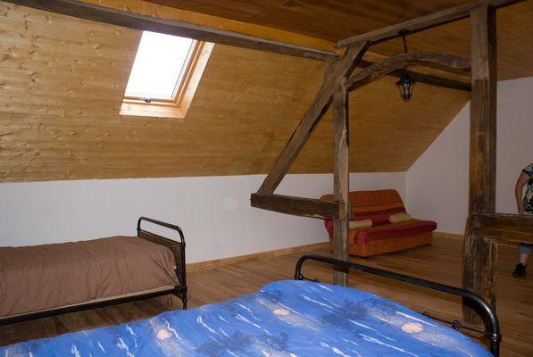 Gîte Rangole - Chambre 3